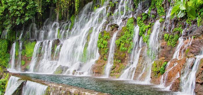 Qué ver en Honduras. Cataratas Pulhapanzak