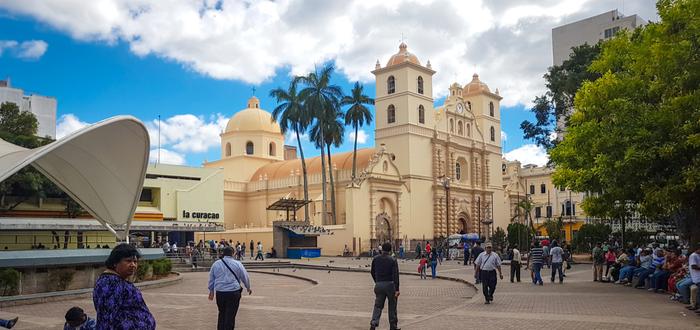 Qué ver en Honduras. Catedral de Comayagua