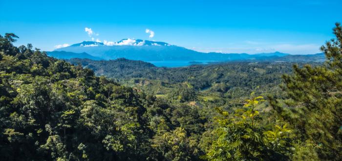 Qué ver en Honduras. Parque nacional Cerro Azul Meambar