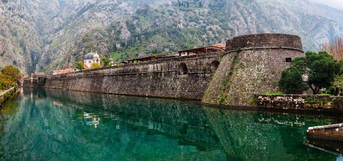 Qué ver en Kotor, Fortaleza de Kotor