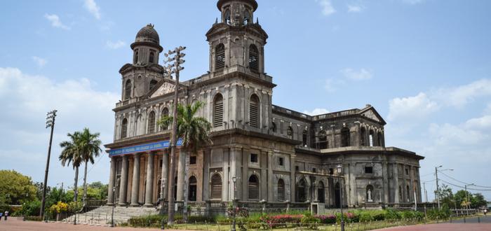 Qué ver en Nicaragua. Catedral Santiago de Managua