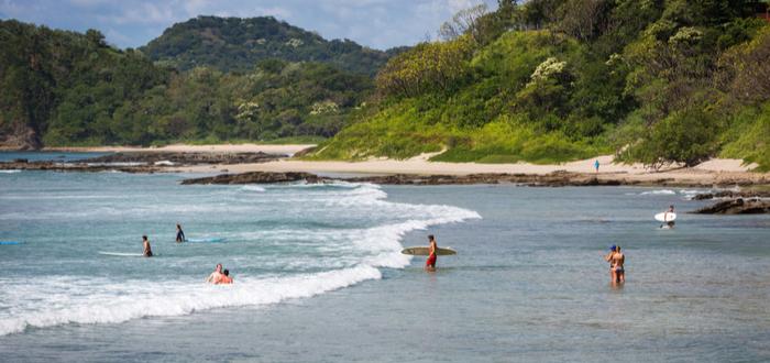 Qué ver en Nicaragua. Playa Maderas