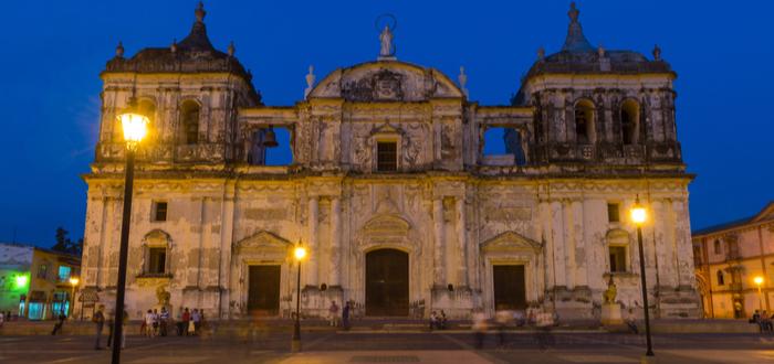 Qué ver en Nicaragua. Real e Insigne Basílica de la Asunción de la Bienaventurada