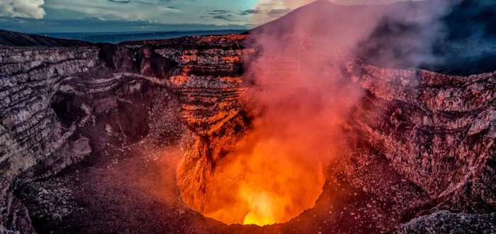 Qué ver en Nicaragua. Volcán Masaya
