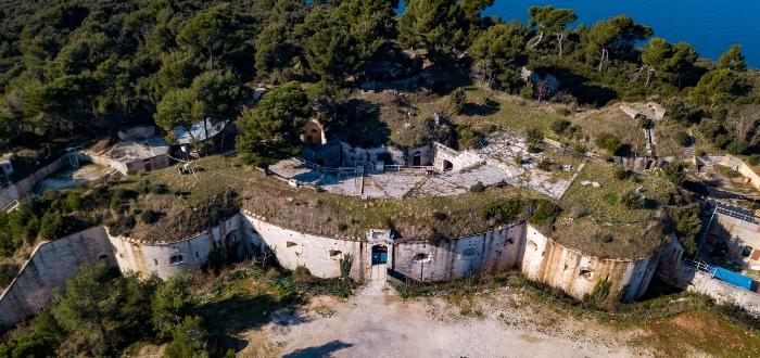 Qué ver en Pula, Fort Punta Christo