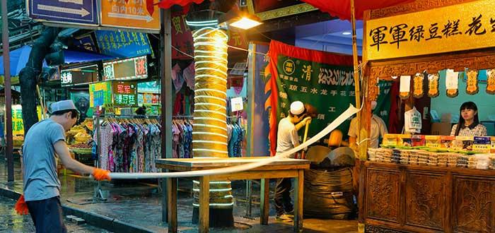 Qué ver en Xian | Barrio musulmán de Xian