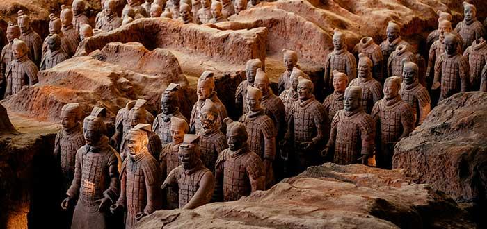 Qué ver en Xian | Guerreros de Terracota