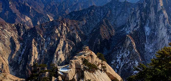 Monte Hua o Huashan