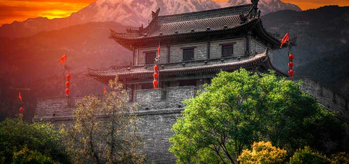 Qué ver en Xian | Muralla de la ciudad de Xian