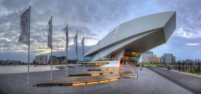 Qué ver en los Países Bajos, EYE Film Institute Netherlands