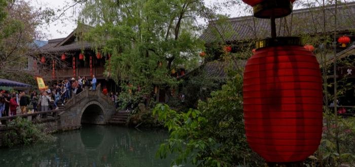 Que ver en Chengdu. Chengdu Wu Hou Shrine