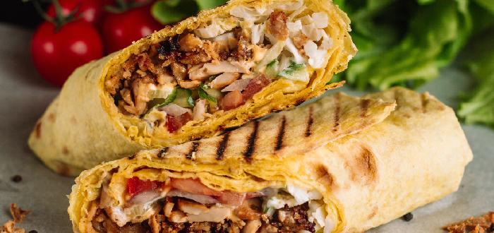 Shawarma | Comida típica de Jordania
