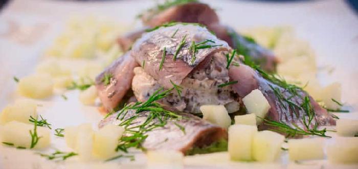 Silgusoust | comida típica de Estonia