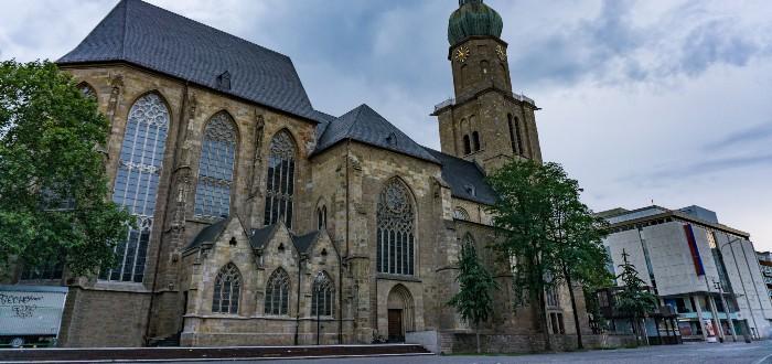 Qué ver en Dortmund, St. Reinoldi