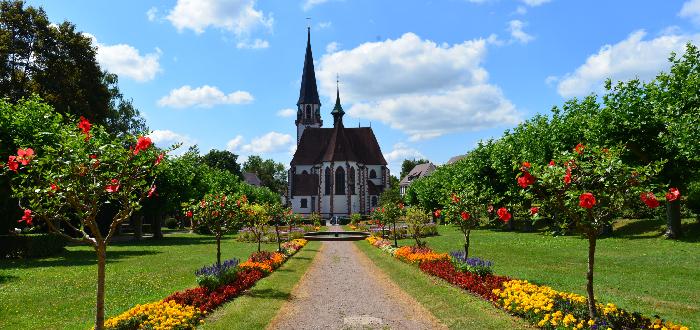 Stadtgarten | Qué ver en Friburgo