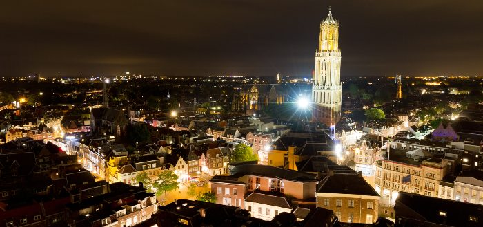 Torre de la catedral de Utrecht