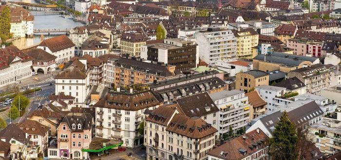 Casco antiguo de Lucerna   Qué ver en Lucerna