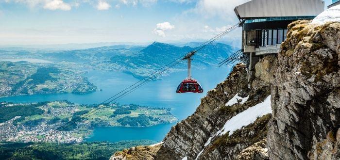 Monte Pilatus   Qué ver en Lucerna