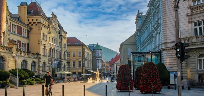 10 ciudades de Eslovenia. Celje