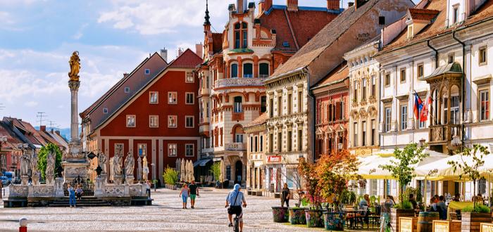10 ciudades de Eslovenia. Maribor