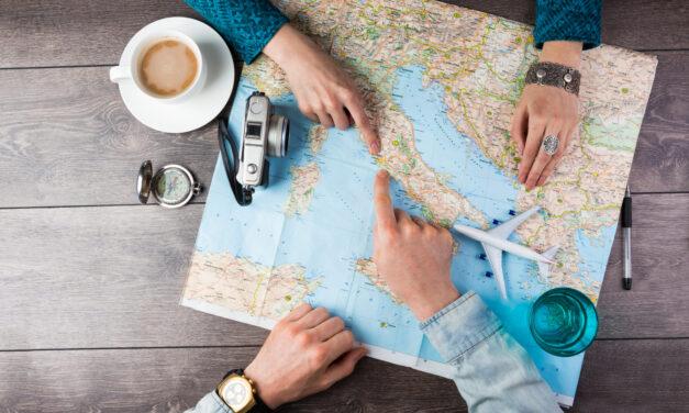 5 Consejos para encontrar inspiración viajera