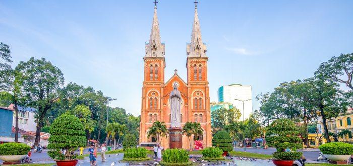 Basílica de Notre Dame de Saigón