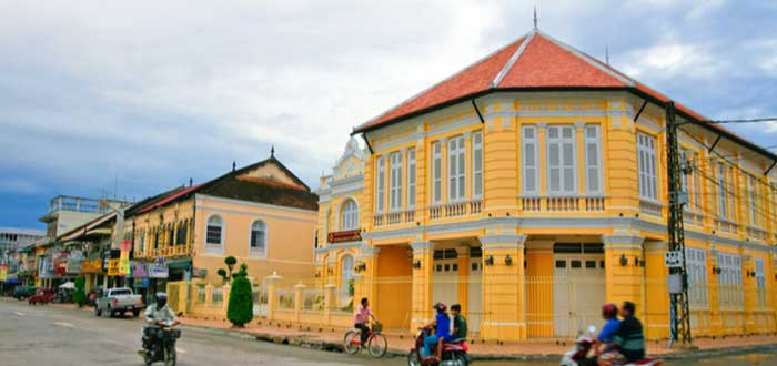 Ciudades de Camboya: Battambang