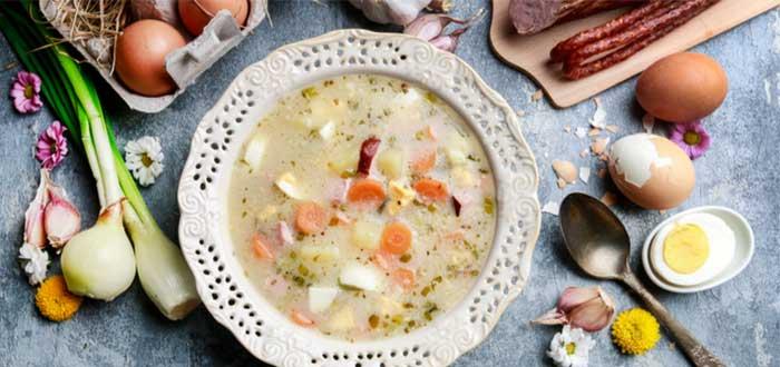 Comida típica de Eslovaquia:Cesnačka
