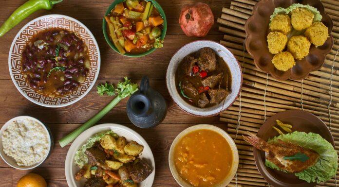 Comida típica de Kenia