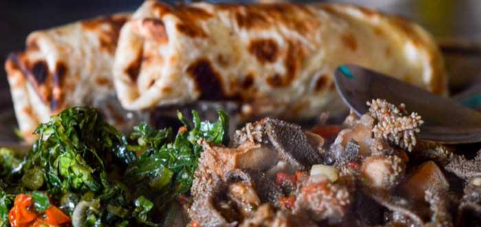 Comida típica de Kenia: Matumbo