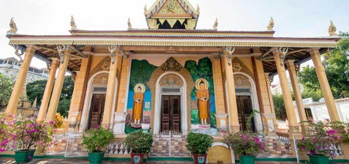 Ciudades de Camboya: Krong Ta Khmau