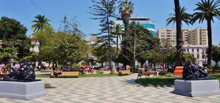 Qué ver en Valparíso | Plaza Victoria