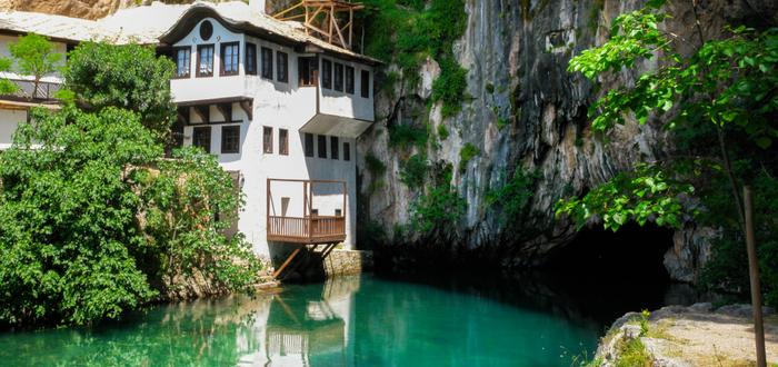 Qué ver en Bosnia. Dervish House