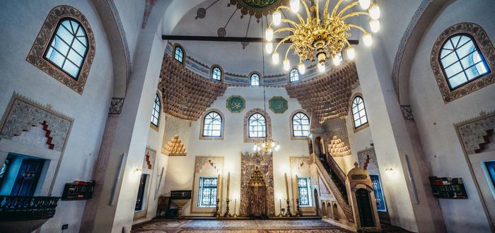 Qué ver en Bosnia. Gazi Husrev-beg Mosque