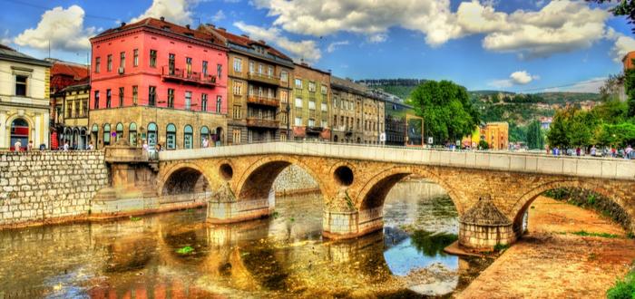 Qué ver en Bosnia. Puente Latino