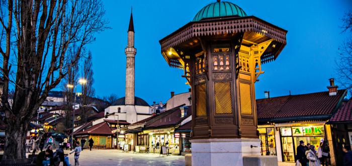 Qué ver en Bosnia. Sebilj