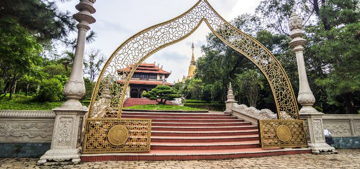 Qué ver en Ho Chi Minh, Đầm Sen Cultural Park
