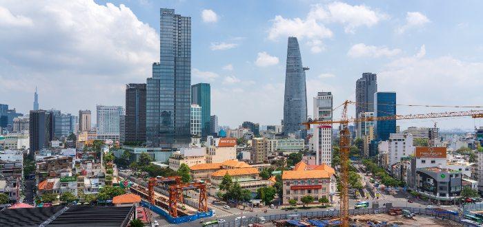 Qué ver en Ho Chi Minh, Bitexco Financial Tower
