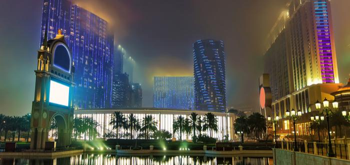 Qué ver en Macao. City of Dreams