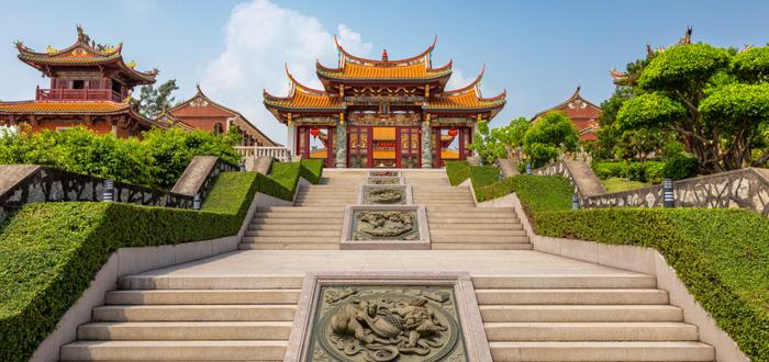 Qué ver en Macao. Templo de A-Má