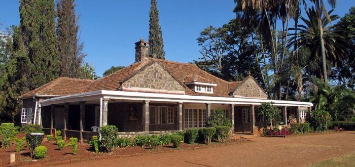 Qué ver en Nairobi. Karen Blixen Museum