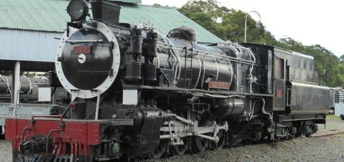 Qué ver en Nairobi. Museo del ferrocarril de Nairobi