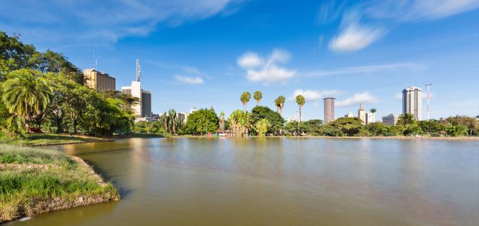 Qué ver en Nairobi. Uhuru Park