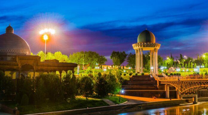 Qué ver en Uzbekistán, Lugares Imprescindibles