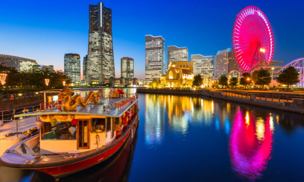 Qué ver en Yokohama | 10 Lugares Imprescindibles