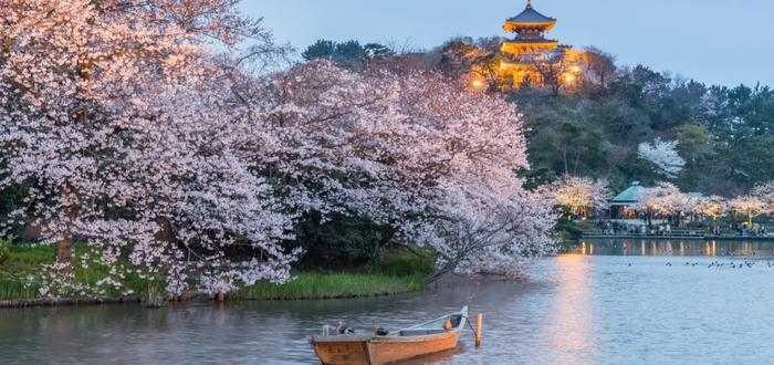 Qué ver en Yokohama. Sankeien Garden