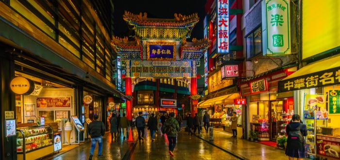 Qué ver en Yokohama. Yokohama Chinatown