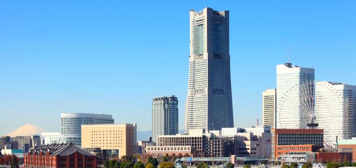 Qué ver en Yokohama. Yokohama Landmark Tower