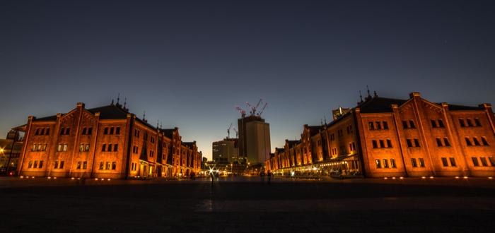Qué ver en Yokohama. Yokohama Red Brick Warehouse #2