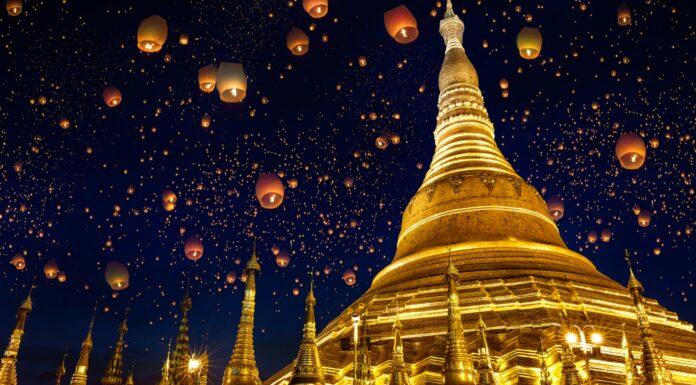 Qué ver en Birmania